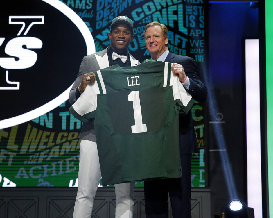 Darron Lee, Roger Goodell