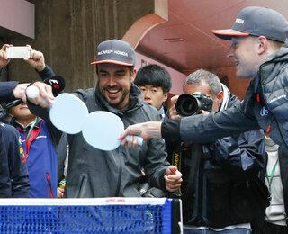 Fernando Alonso, Nico Hulkenberg
