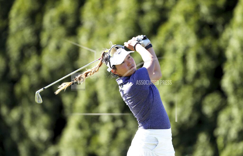 NCAA Women's Golf 2021: 2021 Big Sky Championships APR 20