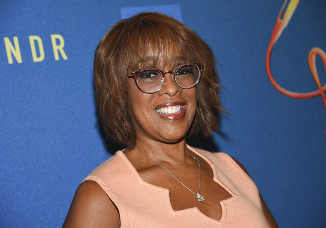 FILE - In this Oct. 2, 2019 file photo, Gayle King attends