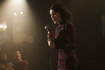 This image released by Amazon shows Rachel Brosnahan as Midge Maisel in