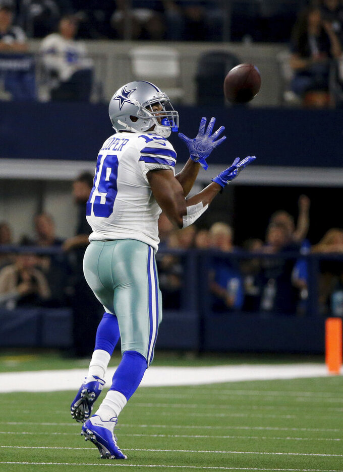 Dominant, diverse in Big D: Run game puts Cowboys in control