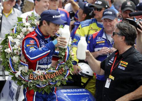 Takuma Sato, Michael Andretti