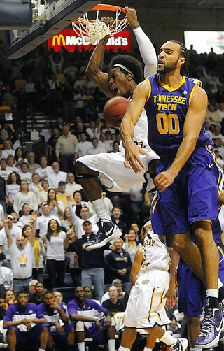 Murray St Tennessee Tech Basketball