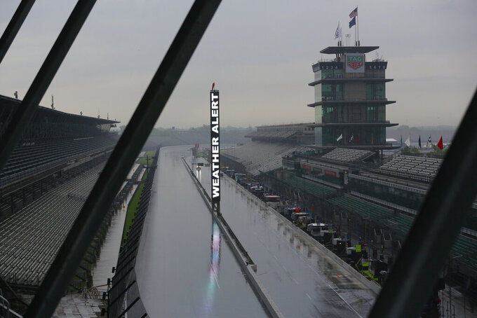 The Latest: IMS creates Miller Award for racing dedication