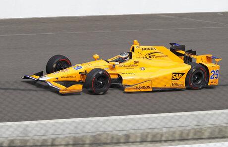 IndyCar Alonso Auto Racing