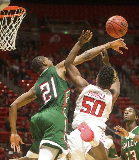 Mississippi Valley St Utah Basketball