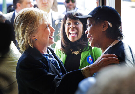Hillary Clinton, Denise Peterson, Terri Sewell