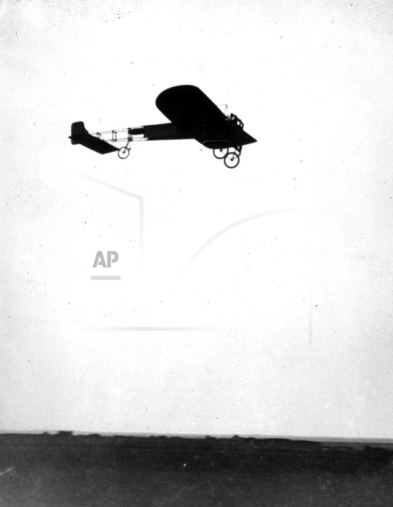 Watchf Associated Press International News   France APHSL212962 England Louis Bleriot