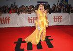 Jennifer Lopez attends the premiere for