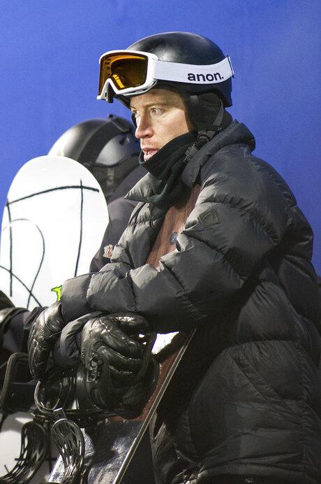 Pyeongchang Olympics Snowboarding White and Company