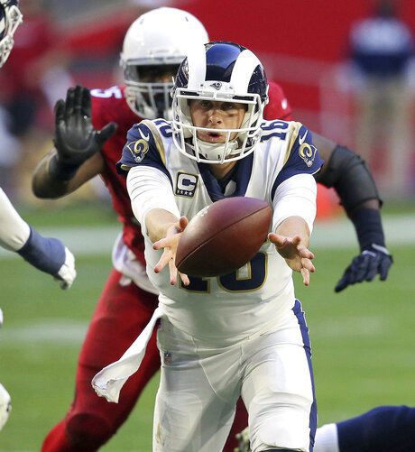 49ers Rams Preview Football