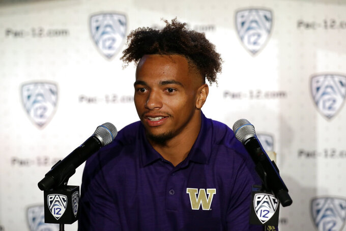 Myles Bryant the 'old guy' in Huskies' overhauled secondary
