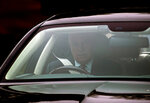 "Britain's Prince Andrew leaves his home in Windsor, England, Thursday, Nov. 21, 2019. A lawyer for the victims of sex offender Jeffrey Epstein says Britain's Prince Andrew should speak to U.S. investigators immediately about what he knew of the convicted pedophile. U.S. attorney Gloria Allred says Andrew should contact American authorities ""without conditions and without delay."