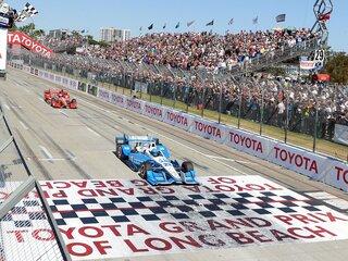 IndyCar-Long Beach Grand Prix