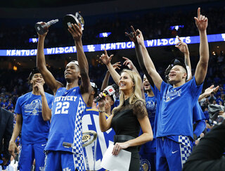 SEC Kentucky Tennessee Basketball