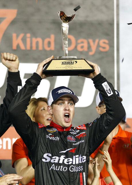 NASCAR-Trucks Auto Racing