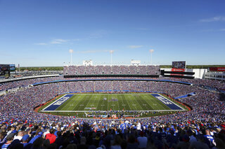 Bills Stadium Football