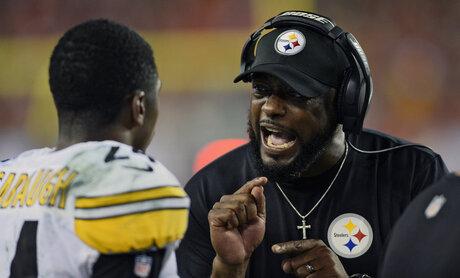 Steelers Buccaneers Football