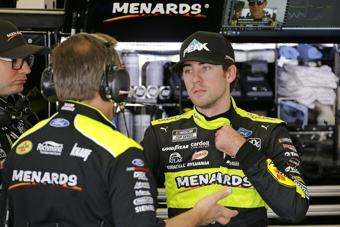 Blaney's hot start nets multiyear extension with Team Penske