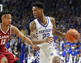 Shai Gilgeous-Alexander, Dazon Ingram