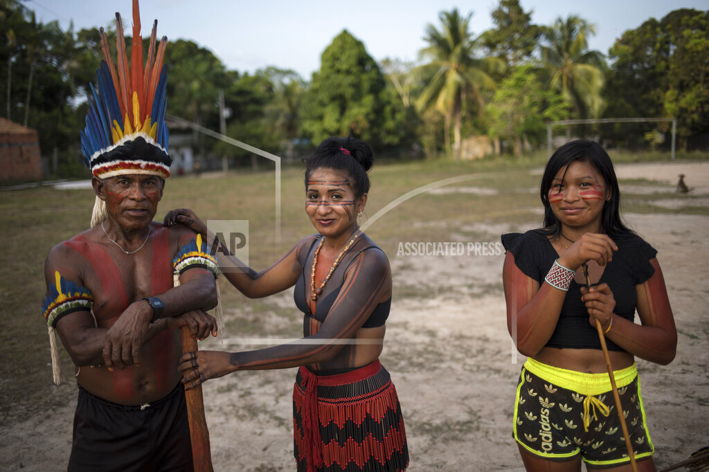 Brazil Amazon Indigenous