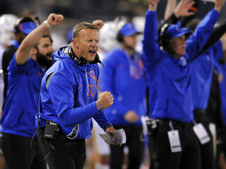 Boise St Harsin Football