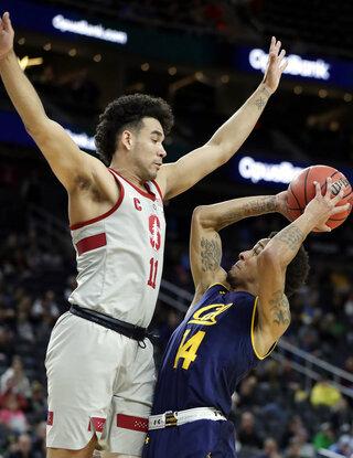 P12 California Stanford Basketball