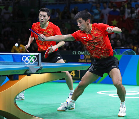 Rio Olympics Table Tennis Men