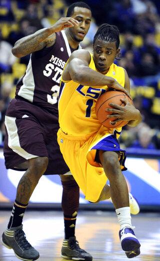 Lsu Mississippi St Basketball