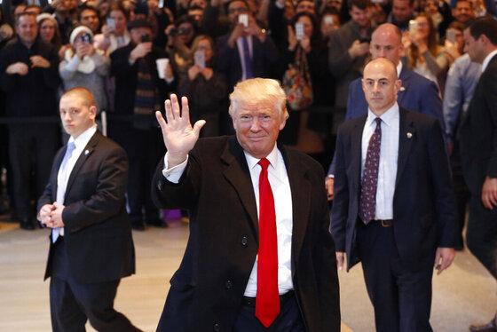 Trump New York Times