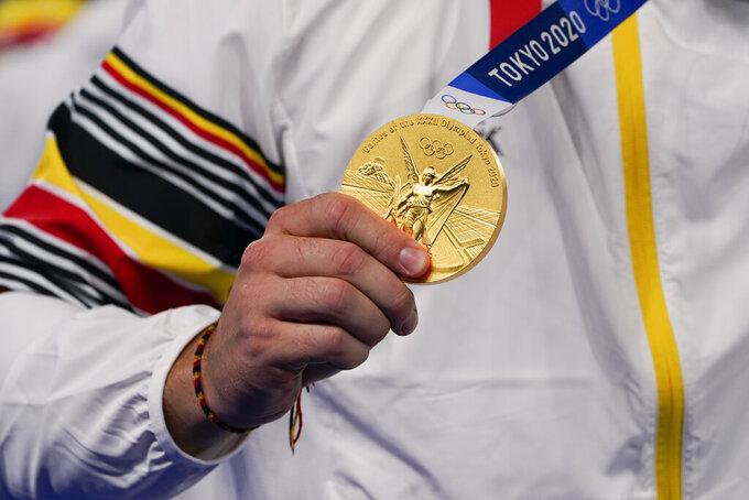 Belgium tops Australia for hockey gold; India takes bronze