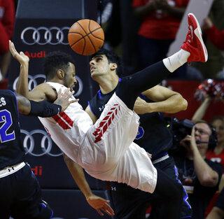 Seton Hall Rutgers Basketball