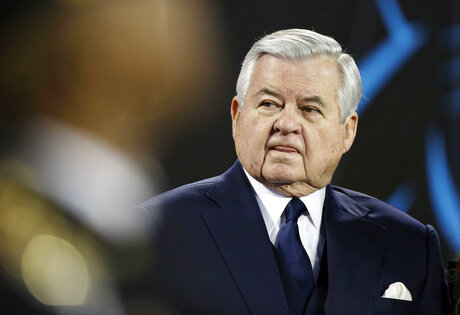 Panthers Owner Sexual Misconduct Football