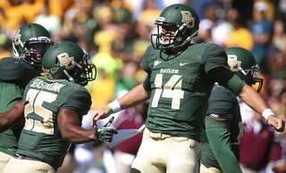 Bryce Petty, Lache Seastrunk