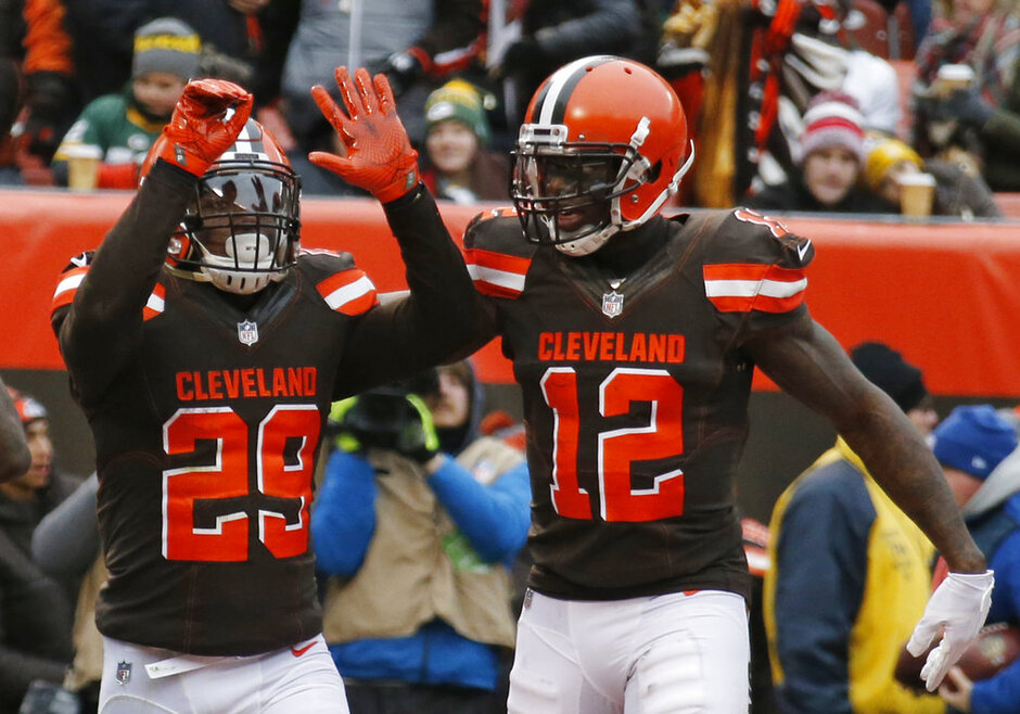 Josh Gordon, Duke Johnson