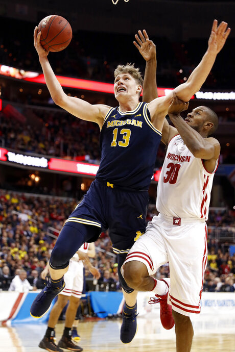 Moritz Wagner, Vitto Brown
