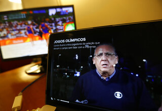 Brazil's Bob Costas