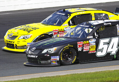 NASCAR Nationwide New Hampshire Auto Racing
