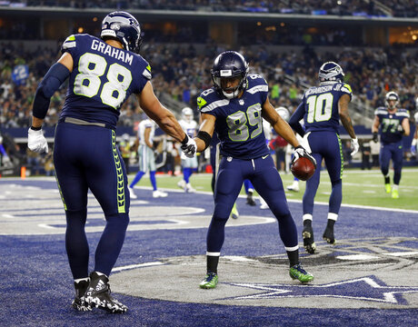 Jimmy Graham, Doug Baldwin