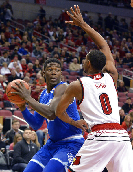 Angel Delgado, V.J. King