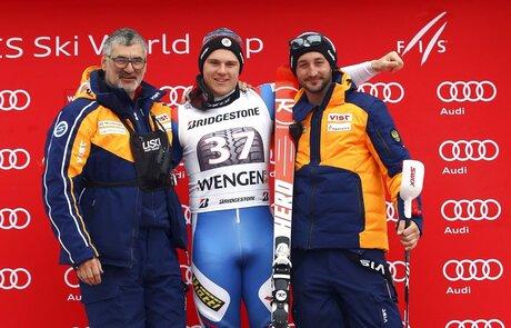 Switzerland Alpine Skiing World Cup