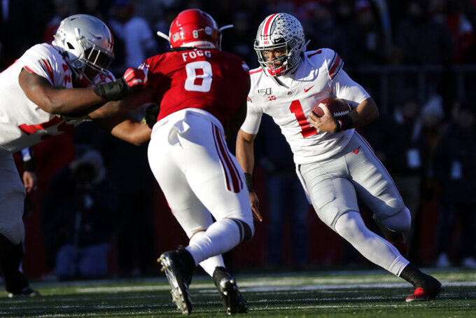 'Blowout Buckeyes' may finally be tested in final weeks