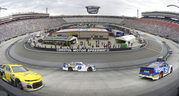 Empty seats at Bristol expose NASCAR attendance challenges