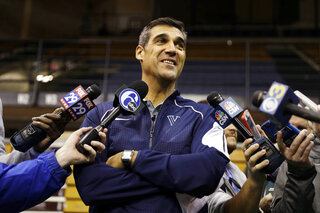 Villanova Media Day Basketball