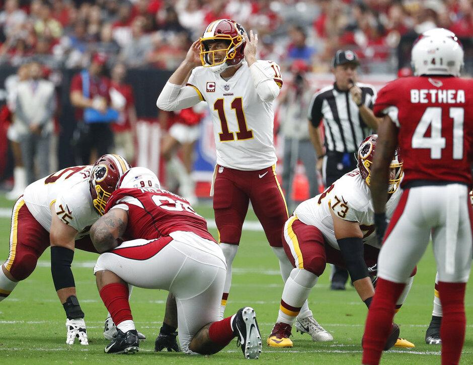 Redskins Hogs Football