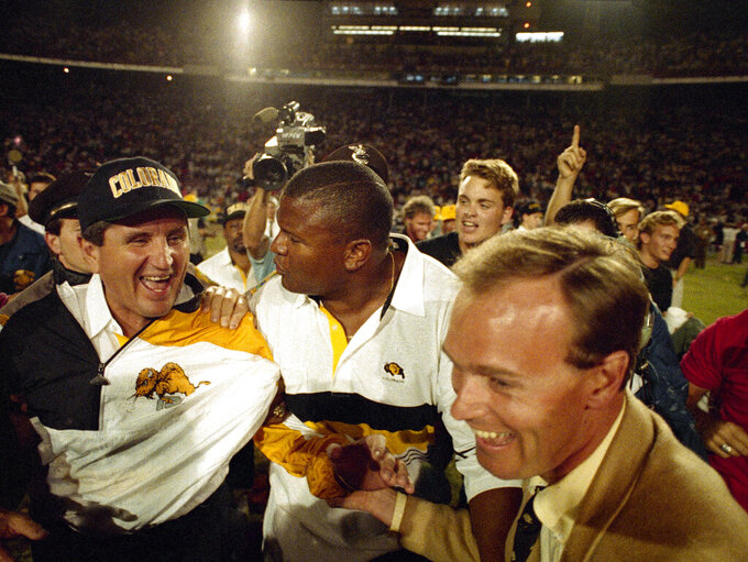 Settling it on field: Bowls, role of AP poll change in 1990s