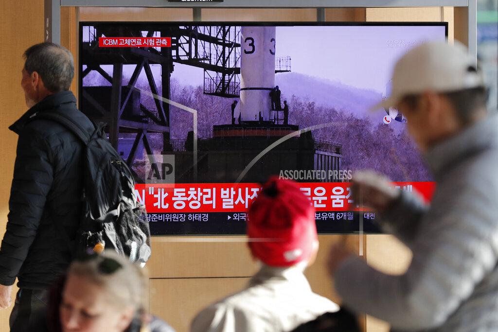 Koreas Nuclear