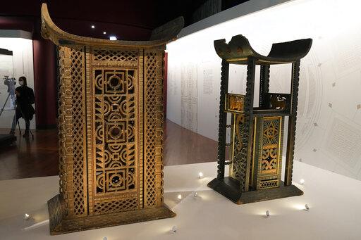 France Returning African Art