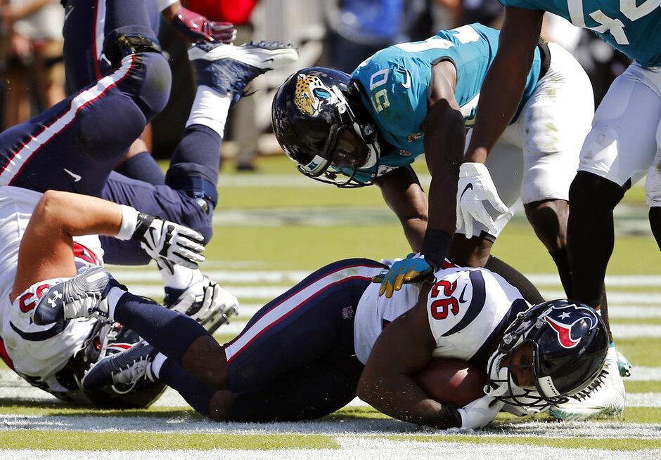 Texans Jaguars Football
